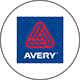 Avery Dennison logo icon